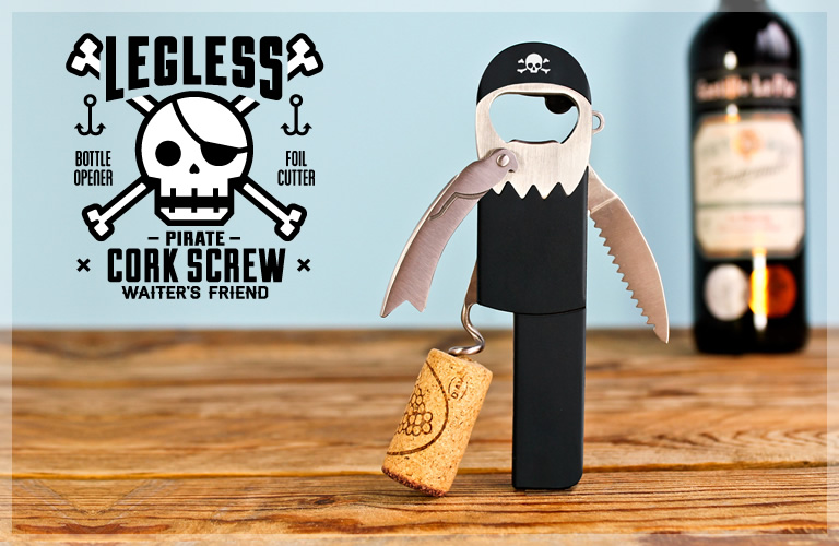 Arrr me hearties, it be time to get legless!