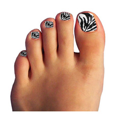 Nail Wraps by Rebel Nails - Toes