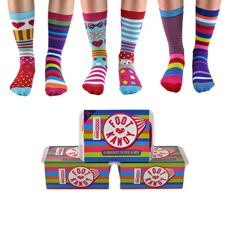Foot Kandy Ladies Socks