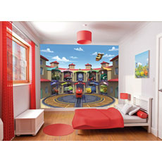 Walltastic Chuggington Mural Wall Stickers