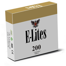 E-Lites Universal Refill Cartridges - Light