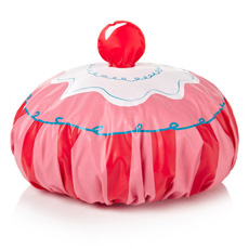 Cupcake Shower Cap