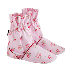 Aroma Home Hot Sox Rosebud Feet Warmers - Pink