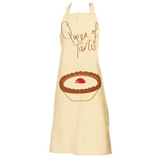 Queen of Tarts Apron