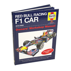 Haynes - Red Bull Racing F1 Car Manual
