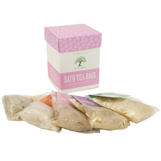 Bath Tea Bag Box