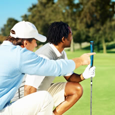 30 Minute PGA Professional Golf Lesson - Take a Friend for Free
