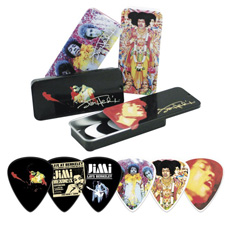 Jimi Hendrix Are You Experienced Plectrum Tin