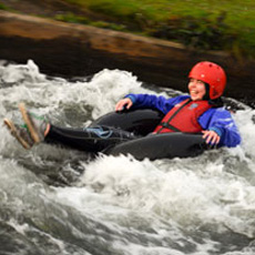 Junior White Water Tubing Experience