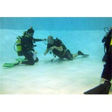 Scuba Diving Experience in the East Midlands