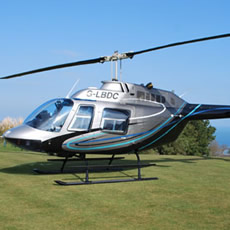 Helicopter Pleasure Flight and Concorde Experience Special Offer