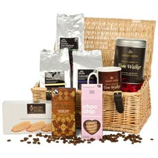 Personalised Luxury Coffee Hamper