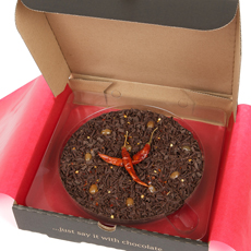 Chocolate Pizza - Chilli Chocolate 7'