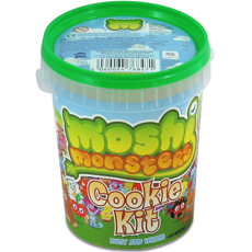 Moshi Monsters Cookie Making Kit