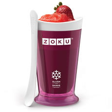 Zoku Slushy and Milkshake Maker - Purple