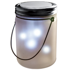 Fairy Jar - White