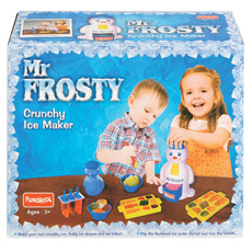 Mr Frosty Ice Cruncher