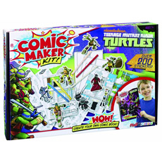 Teenage Mutant Ninja Turtles Comic Book Maker