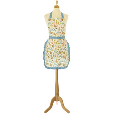 Enchanted Wood Cotton Apron