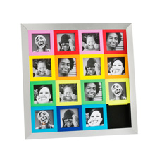 Puzzle Photo Frame