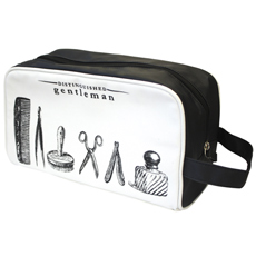 Distinguished Gentleman Wash Bag