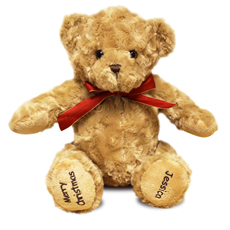 Large Personalised Teddy Bear