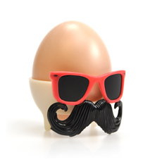 'Bad Egg' Egg Cup