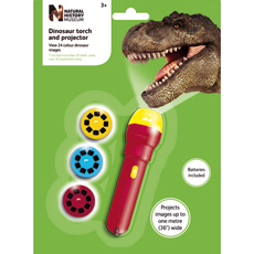 Dinosaur Torch