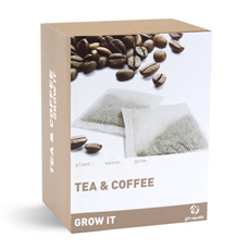 What could be better than growing your own Tea and Coffee!
