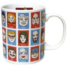 Guess Who Mug