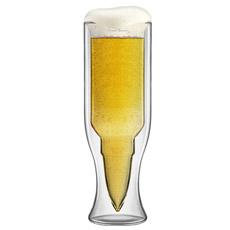 Bullet Beer Glass