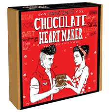 Chocolate Heart Maker