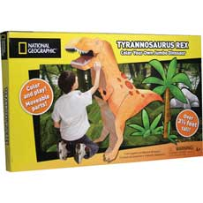 Colour Your Own Jumbo T-Rex