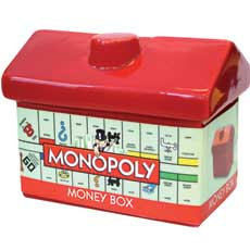 Monopoly Money Box