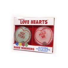 Love Hearts Hand Warmers