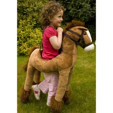 Riding My Pony