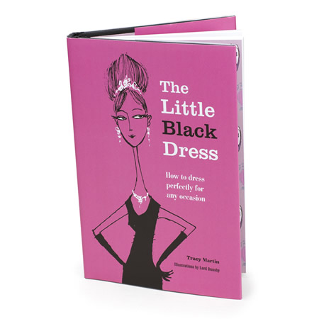 The Little Black Dress is a ladies saving grace on a day to day basis!