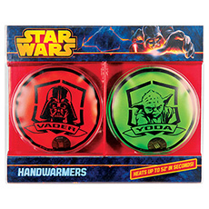 Star Wars Hand Warmers