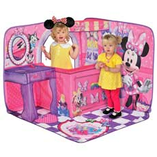 Minnie Mouse 3D Playscape