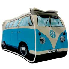 Wash bag replica of a VW campervan!