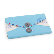 Envelope - Travel Jewellery Organiser