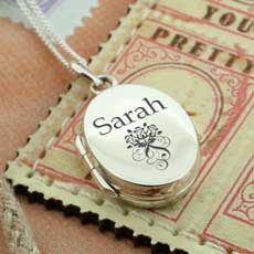Personalised Oval Locket