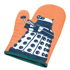 Doctor Who Dalek Oven Glove