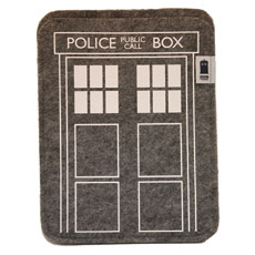 Doctor Who Home Tardis iPad Case