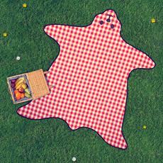 Bear Skin Picnic Blanket