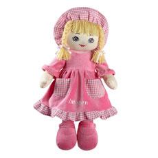 Personalised Rag Doll