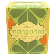 Margarita Cocktail Candle
