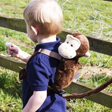 Chimp Harness Buddy