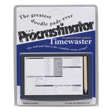 The Procrastinator Timewaster