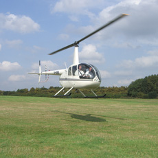 Helicopter Thrill (UK Wide) Experience Day